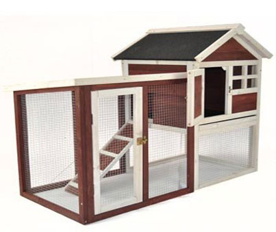 The Stilt House Rabbit Hutch