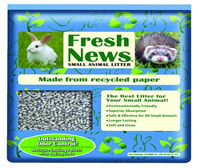 Fresh News Animal Litter for Bunnies