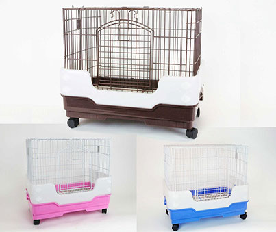 Homey Pet Rabbit Cage