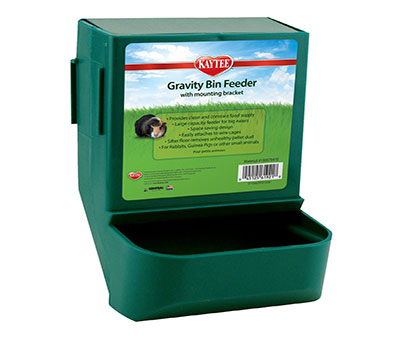 Kaytee Bin Feeder with Bracket