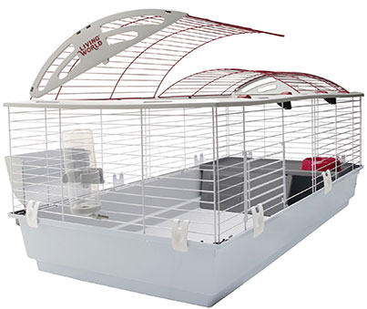 Living World Rabbit Cage