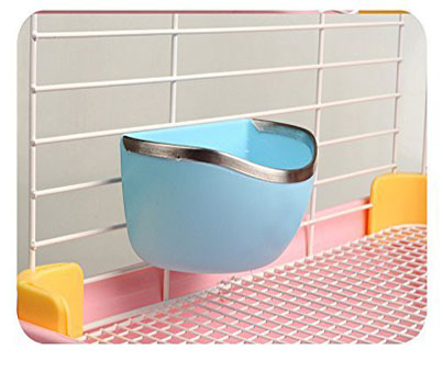 M-Aimee Pet Rabbit Food Feeder