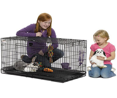 Midwest Wabbitat Folding Cage