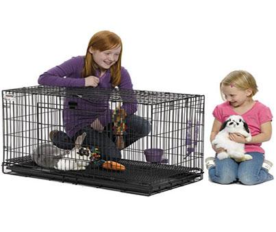 Midwest Wabbitat Folding Cage