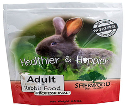 Professional Adult Rabbit Food