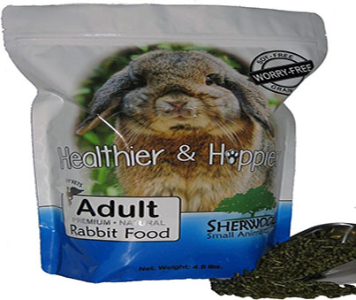Sherwood Rabbit Food Timothy Blend