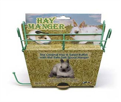 Hay Manger Rabbit Feeder