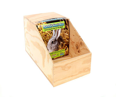 Large Nesting Box for Rabbits