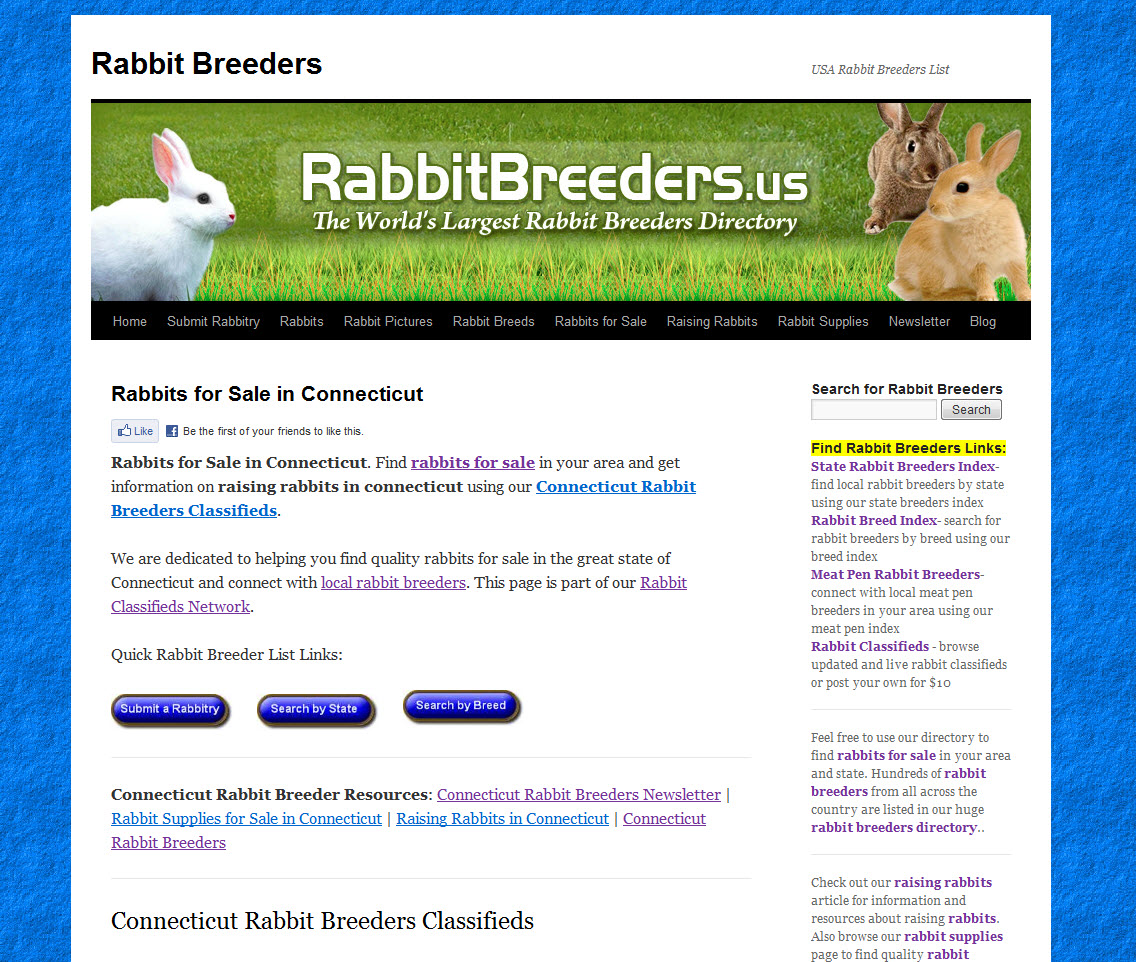 Connecticut Rabbit Breeders