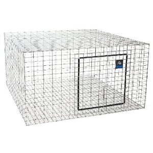 Medium Wire Rabbit Cage