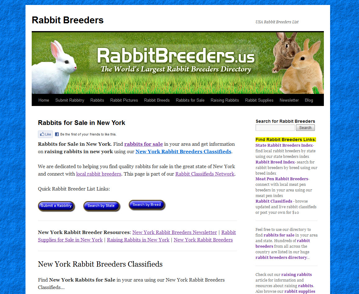New York Rabbit Breeders
