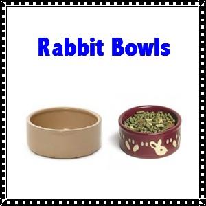 Rabbit Bowls