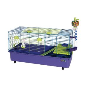 Pet Rabbit Habitat
