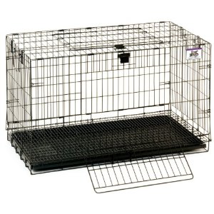 Popup Rabbit Cages