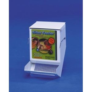Ware Manufacturing Sifter Pet Rabbit Feeder