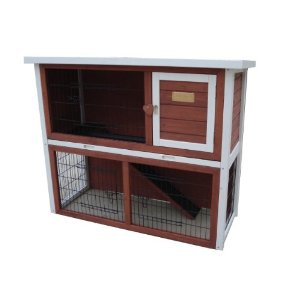 Loft Rabbit Hutch