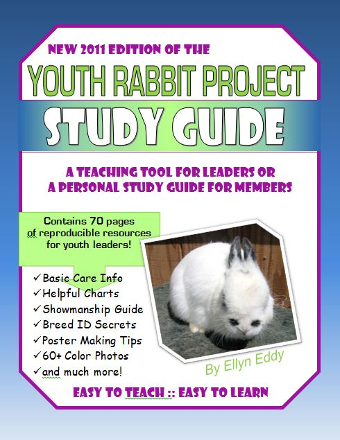 Youth Rabbit Project Study Guide