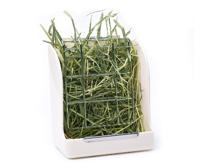 CalPalmy Rabbit Hay Feeder