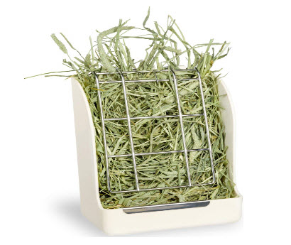 Mkono Rabbit Hay Feeder