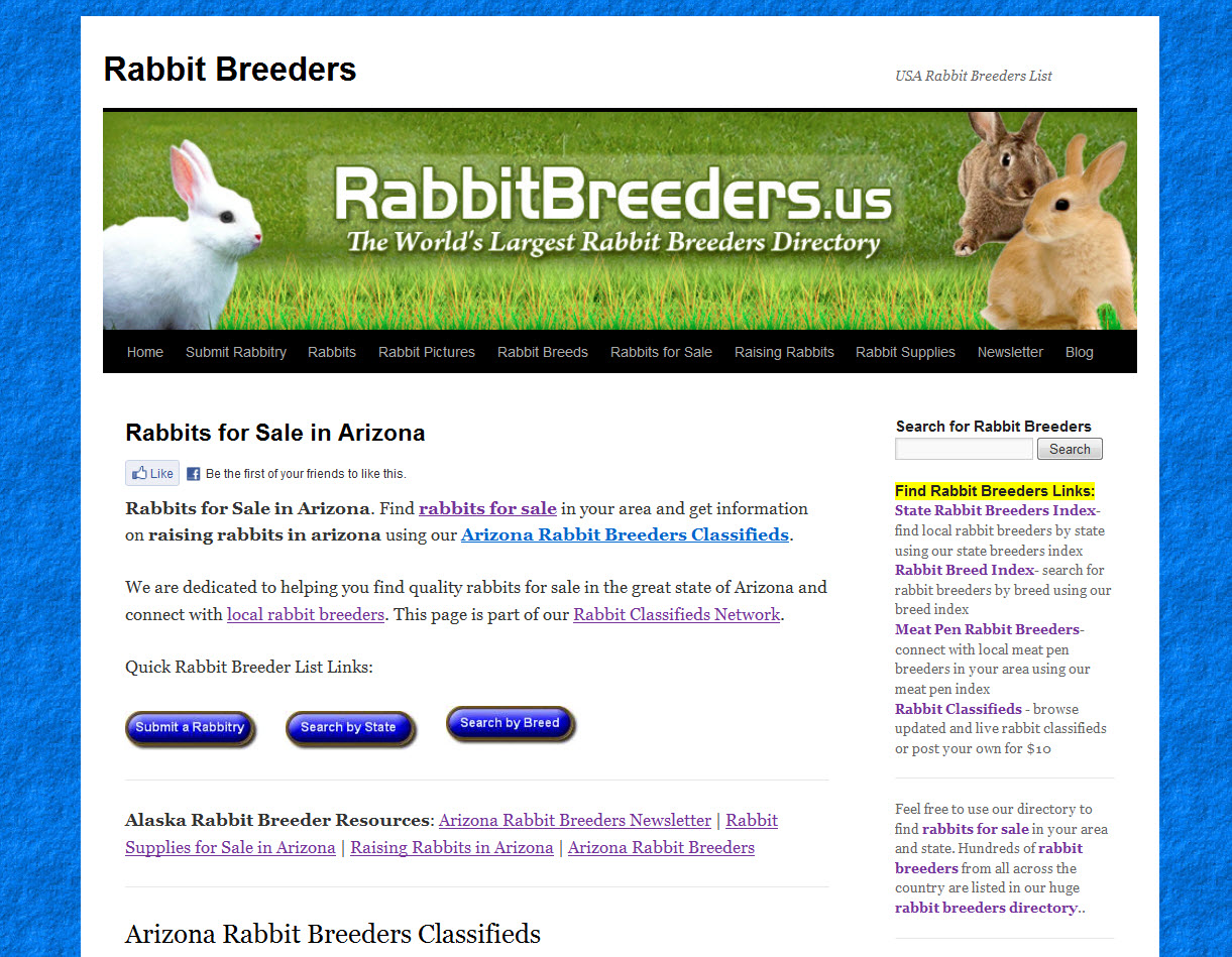 Arizona Rabbit Breeders