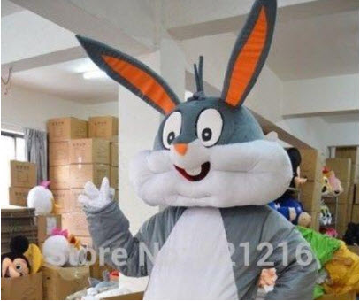 Bugs Bunny Costume for Adults