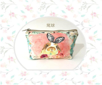 Bunny Rabbit Purse Design