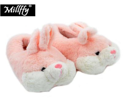 Bunny Slippers for Children
