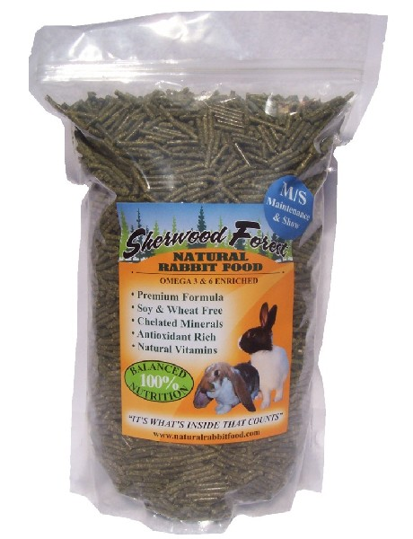 Maintenance Rabbit Food