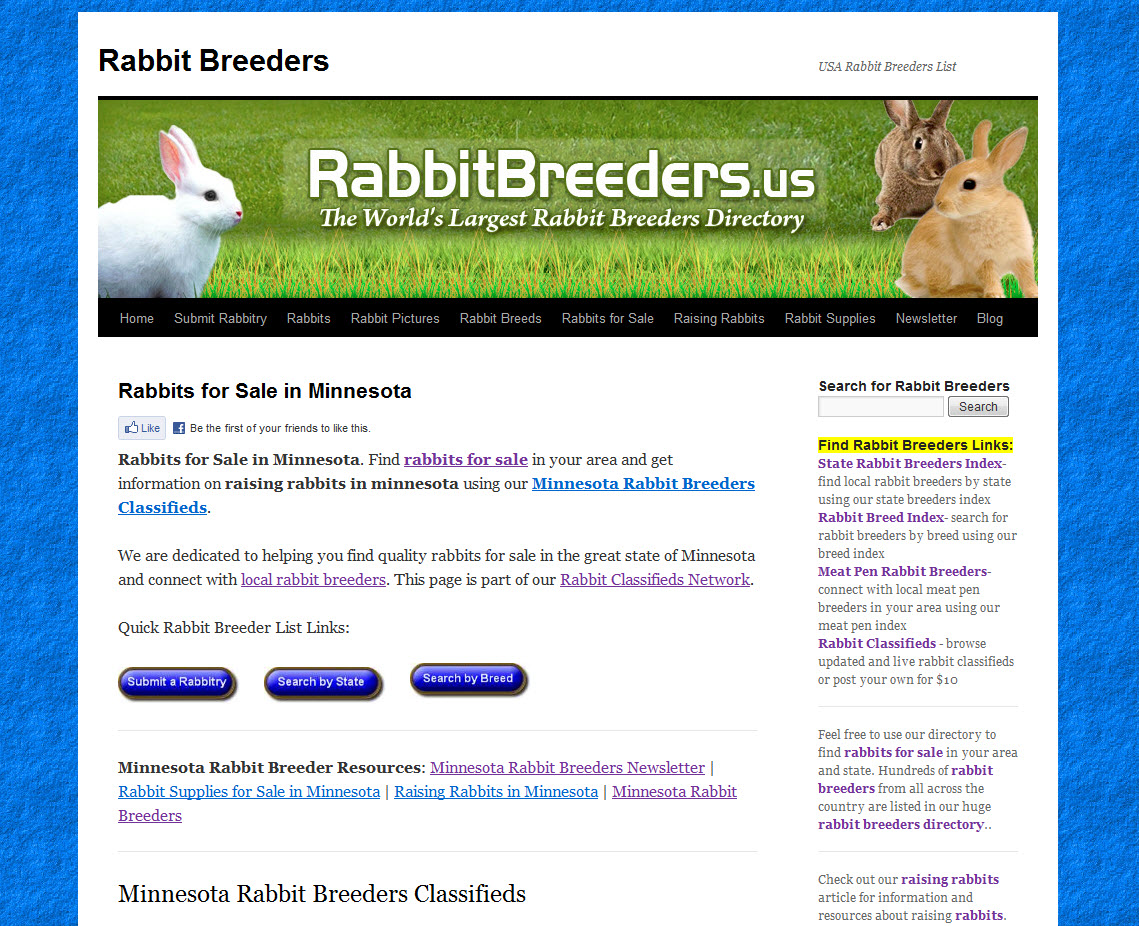 Minnesota Rabbit Breeders
