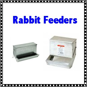 Rabbit Feeders