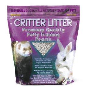 Pet Rabbit Litter
